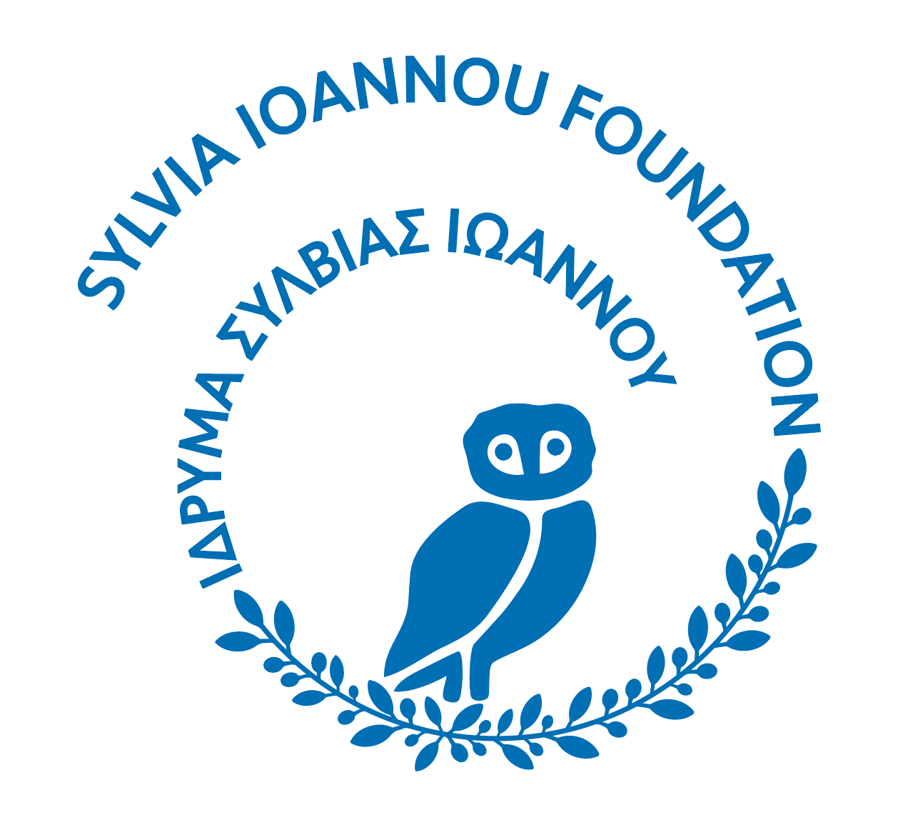 The new Sylvia Ioannou Foundation logo